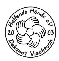 Verein Helfende Hände e.V. Dekanat Viechtach - Hilfe für ...